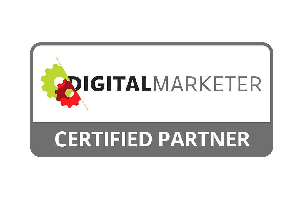 Digital Marketer Certified Partner