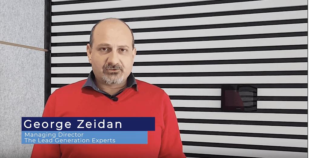 Inbound Marketing & Business Networking by George Zeidan
