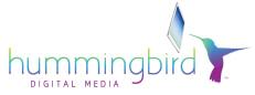 Hummingbird Digital Media Logo